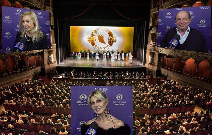 Il trionfo di Shen Yun a Roma, la parola ai professionisti dello spettacolo