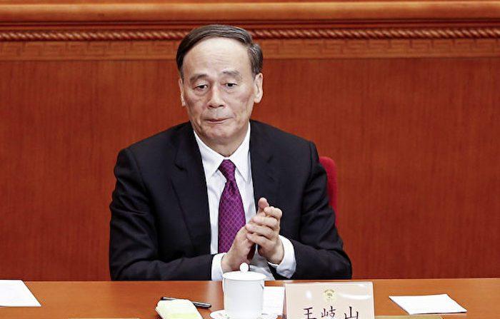 Wang Qishan nominato vicepresidente della Cina