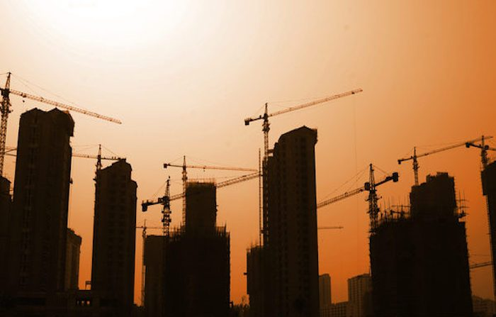 La crisi dell'immobiliare cinese