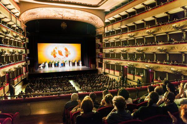 Shen Yun «da Oscar»