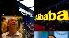 Duopolio Amazon-Alibaba, l'e-commerce è solo l'inizio