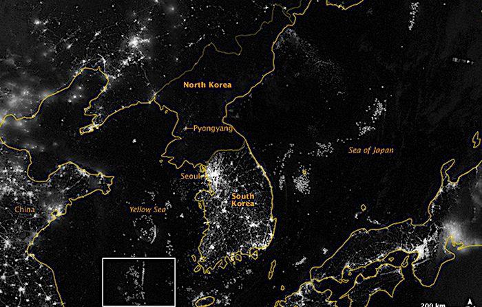 Come il regime cinese sostiene la Corea del Nord