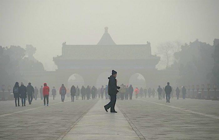 Pechino sempre più inquinata