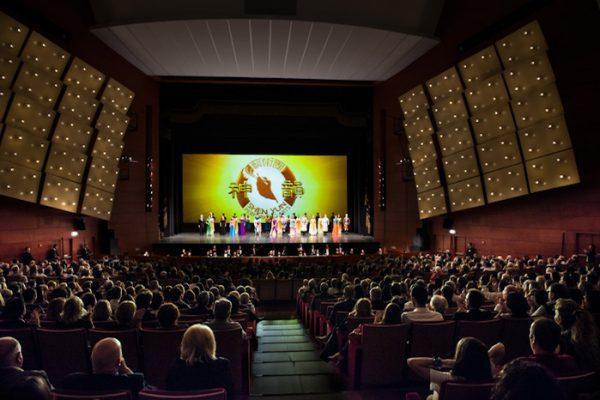 Nuovo trionfo di Shen Yun agli Arcimboldi di Milano