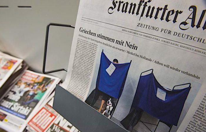 La stampa tedesca dalla parte di Trump contro il dumping cinese