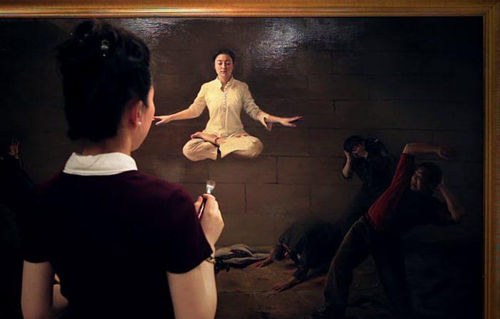 La mostra d'arte di Verità, Compassione, Tolleranza