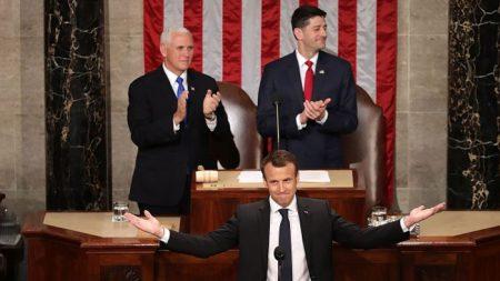 Macron più forte dopo Washington