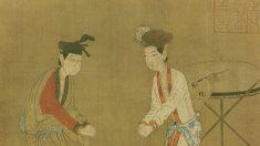 La poesia della promessa d'amore nell'antica Cina
