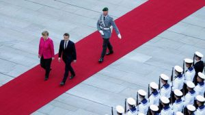 L'asse tedesco-francese verso l'isolamento