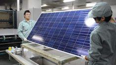 Il fotovoltaico cinese in picchiata