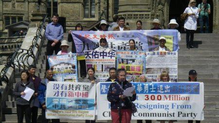 300 milioni di dimissioni dal Partito Comunista Cinese