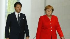 Asse Conte-Merkel sull'immigrazione