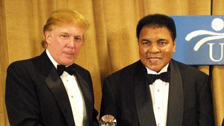 Trump: molto probabile la 'grazia' a Muhammad Ali