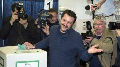 Matteo Salvini, l'immigrazione e l'Europa