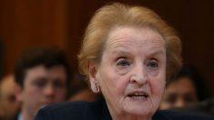 Madeleine Albright: il vero pericolo non è la Russia ma la Cina