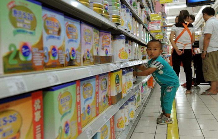 Ancora silenzio sui bambini avvelenati dal latte alla melamina