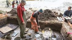 Impronte umane vecchie di 13 mila anni