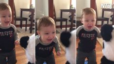 A volte i bambini si spaventano con poco