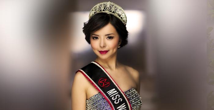 Il coraggio di Miss Canada spaventa la Cina