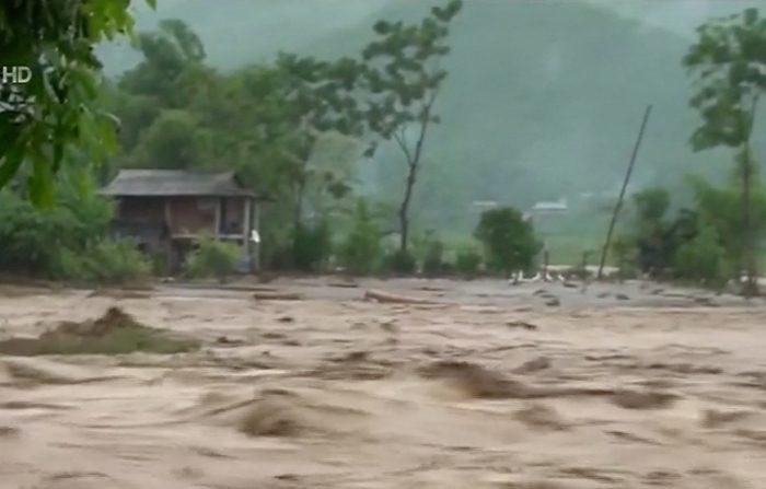 Il tifone Son Tinh colpisce il Vietnam, almeno 32 i morti