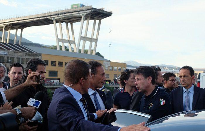 Ponte Morandi, al via le indagini sulla causa del crollo