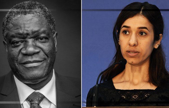 Il Nobel per la Pace contro la violenza sulle donne