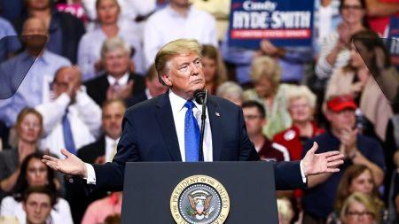 Un viaggio tra i sostenitori di Trump in America