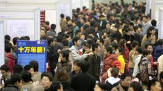 Crollo delle assunzioni per i giganti dell'IT cinese
