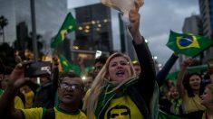 Bolsonaro promette di «cambiare il destino del Brasile»