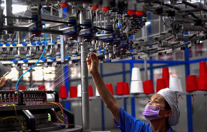 Settore privato cinese, dall'ansia al panico in sette mesi