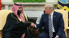 Trump ringrazia i sauditi per aver fatto scendere il prezzo del petrolio