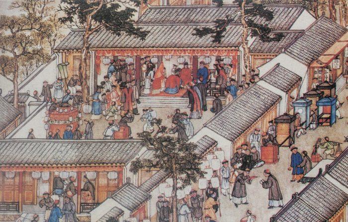 Un'antica storia cinese, cento gesti di tolleranza