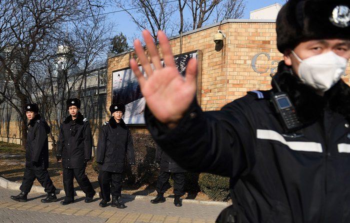Incoerenze del Pcc nell'arresto di un ex diplomatico canadese