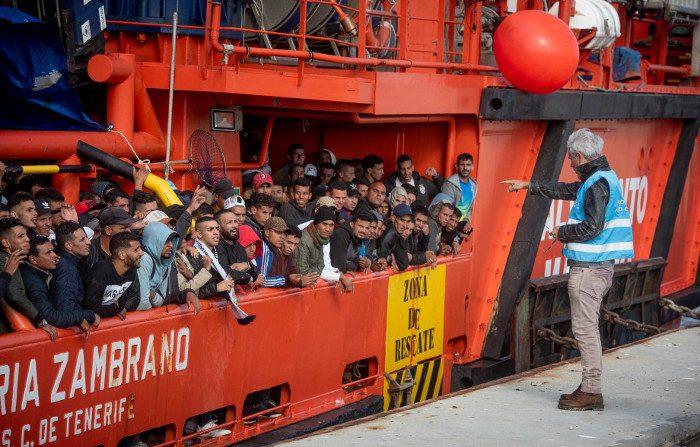 L'immigrazione piace sempre meno, in tutto il mondo