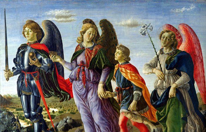 Il mito di San Michele e il suo significato