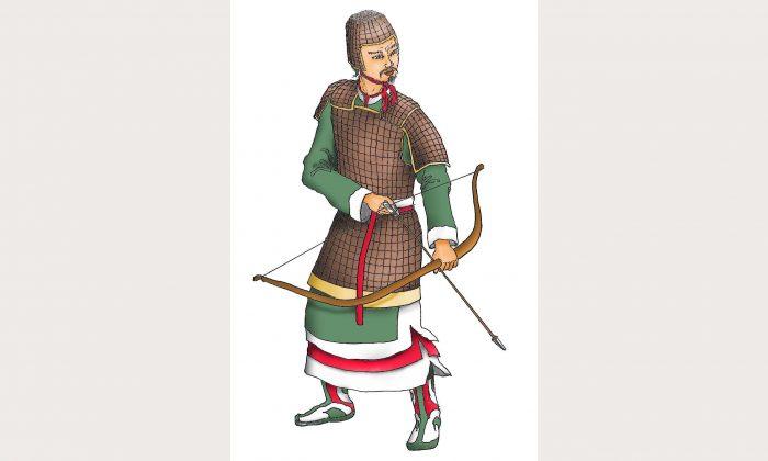 Antica storia cinese, l'unico uomo che non annegò