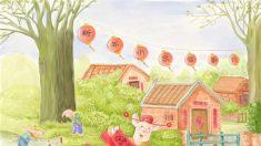 Capodanno cinese 2019, l'anno del maiale