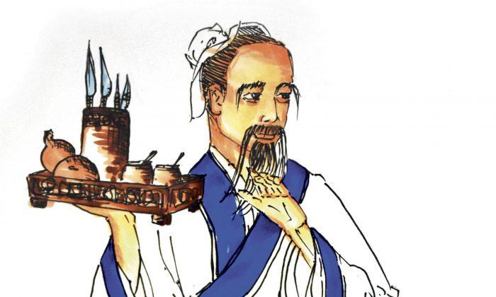 Storie di Hua Tuo, il medico divino