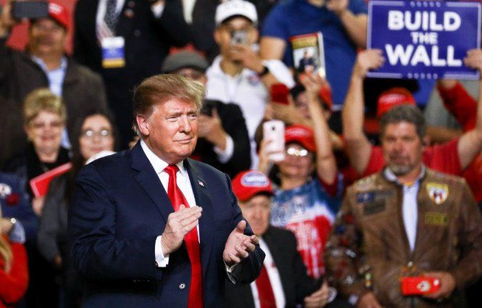 Per gran parte degli americani l'economia è migliorata sotto Trump