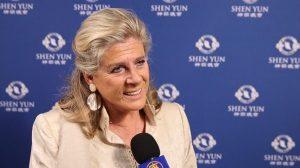 Principessa Léa del Belgio: impressionata dalla bellezza di Shen Yun