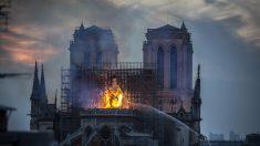 Le foto dell'interno di Notre Dame dopo il devastante incendio