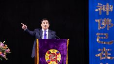 New York, il fondatore della Falun Dafa parla dinanzi a 10 mila persone