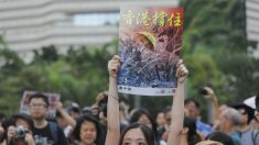 L'artista simbolo della protesta di Hong Kong