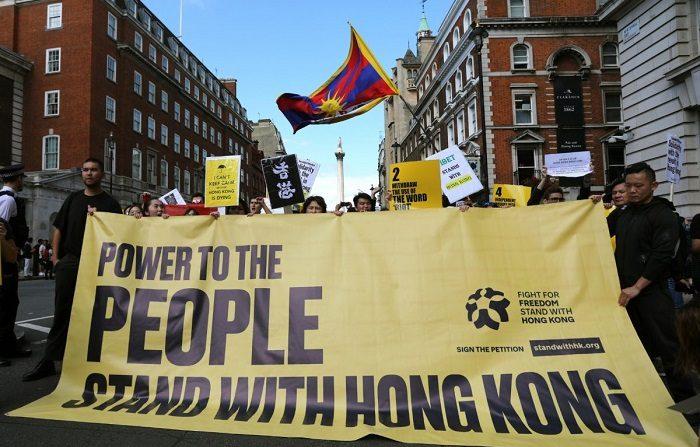 L'importanza dell'Europa nella vicenda di Hong Kong