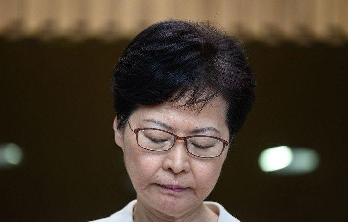 Hong Kong, Carrie Lam annuncia il ritiro della legge sull'estradizione