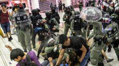 Hong Kong, arresti di massa durante il 22esimo fine settimana di proteste