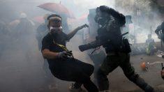 Il parlamento americano approva due leggi in sostegno dei manifestanti di Hong Kong