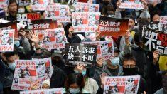 Capodanno a Hong Kong, oltre un milione di persone in strada per la libertà