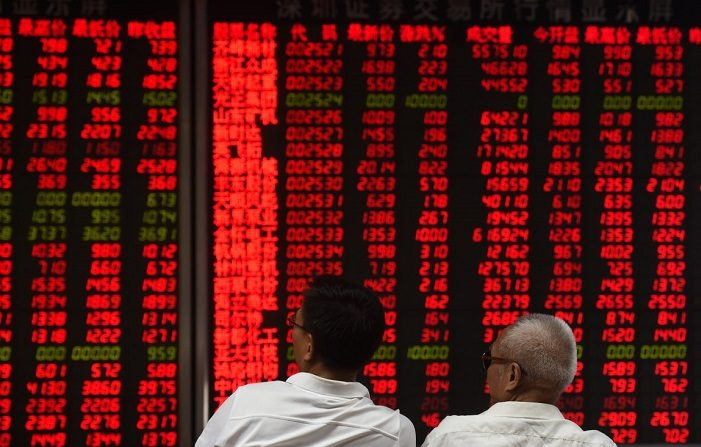 Cina, la Borsa teme il coronavirus. Bruciati 420 miliardi