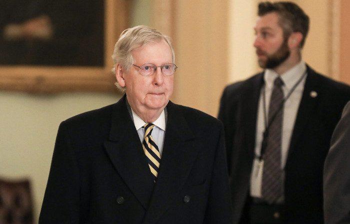 Cala il sipario sull'impeachment di Trump